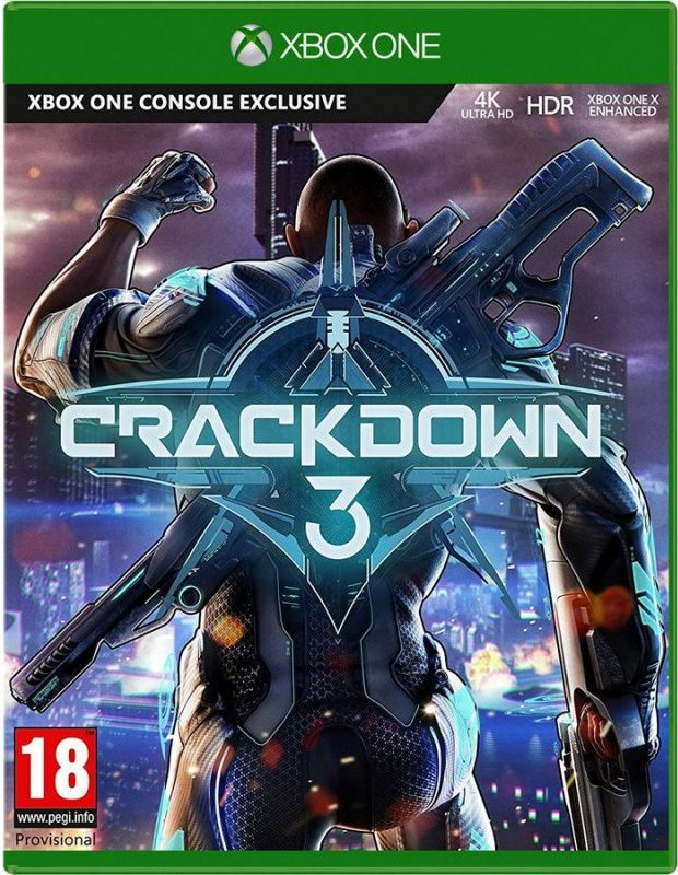 Image of   Crackdown 3 - Nordic - Xbox One