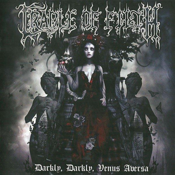 Image of   Cradle Of Filth - Darkly, Darkly, Venus Aversa - CD
