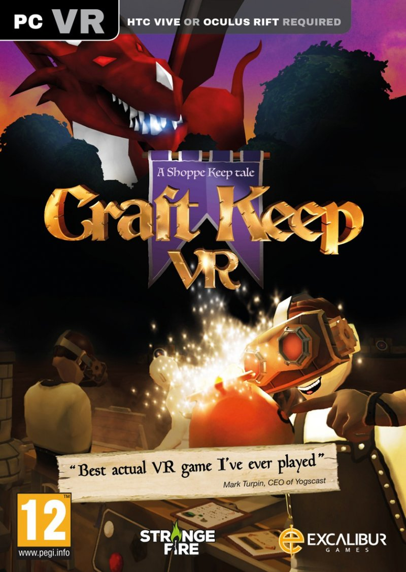 Image of   Craft Keep Vr - PC