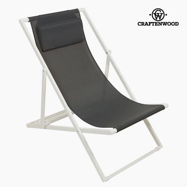276cd85a253f Craftenwood Havestol I Aluminium Og Tekstil - Grå → Køb billigt her