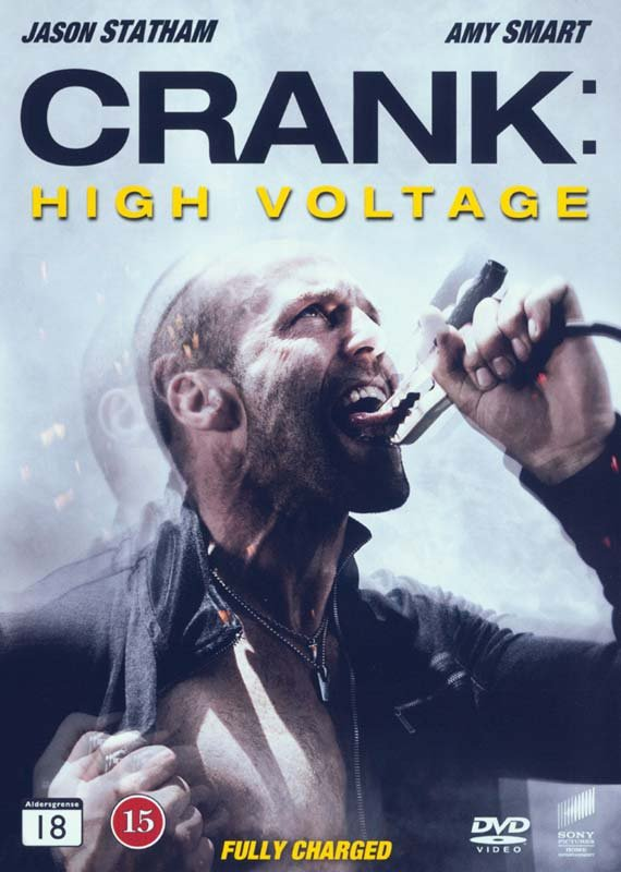 Image of   Crank 2 - High Voltage - DVD - Film