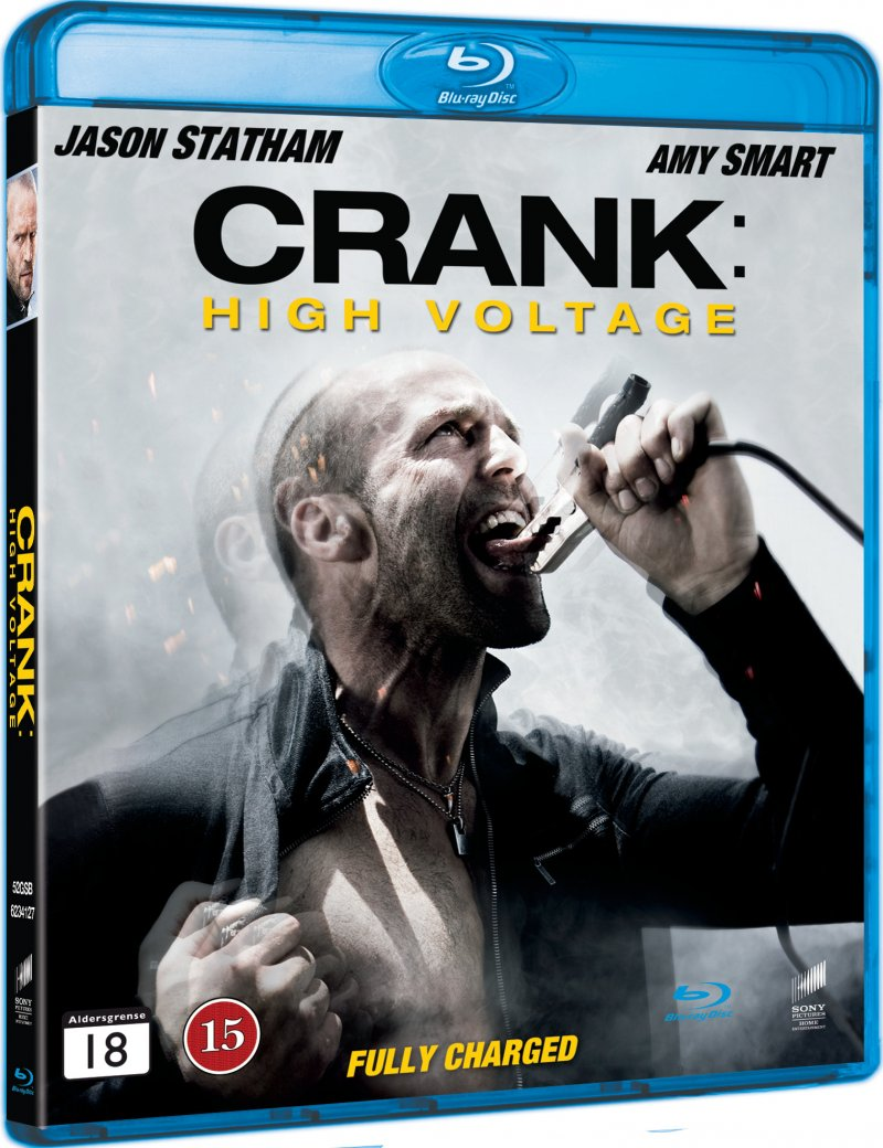 Image of   Crank 2 - High Voltage - Blu-Ray