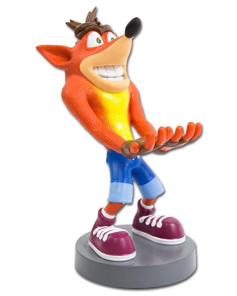 Image of   Crash Cable Guys Xl 30 Cm. - Controller Stand Til Xbox Og Playstation