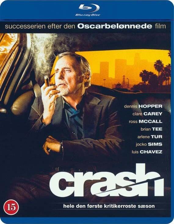 Image of   Crash - Sæson 1 - Blu-Ray - Tv-serie
