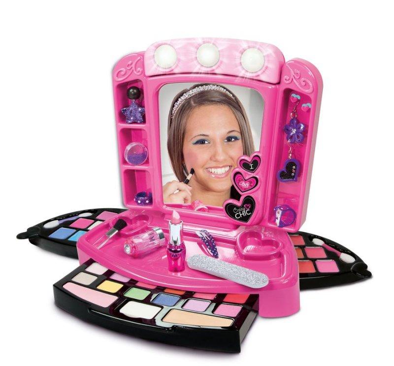 Image of   Crazy Chic Makeup Sæt