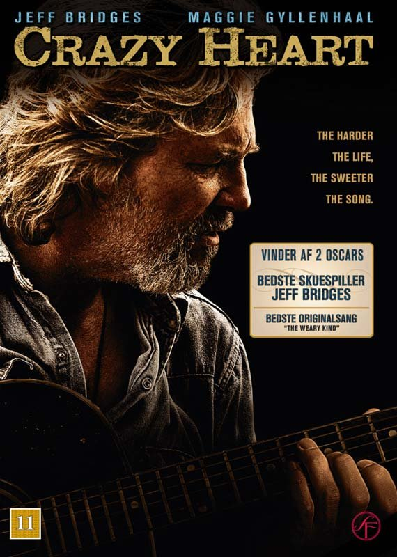 Image of   Crazy Heart - DVD - Film