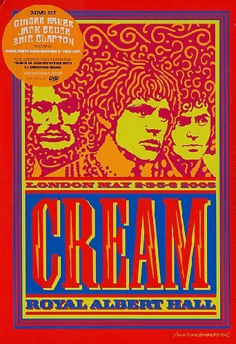Image of   Cream - Royal Albert Hall 2005 - DVD - Film