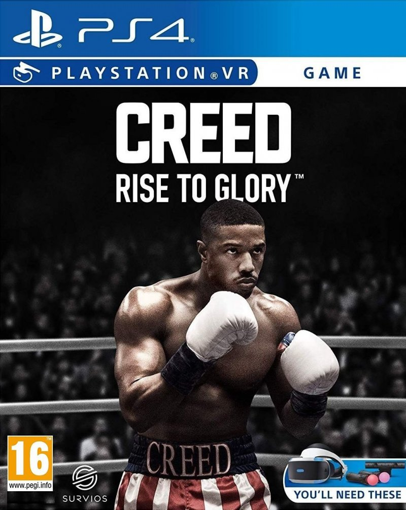 Image of   Creed: Rise To Glory - Vr - PS4