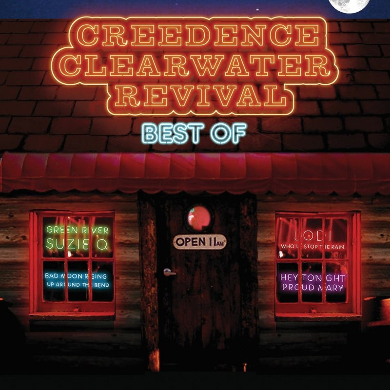Image of   Creedence Clearwater Revival - Best Of - Deluxe Edition - CD
