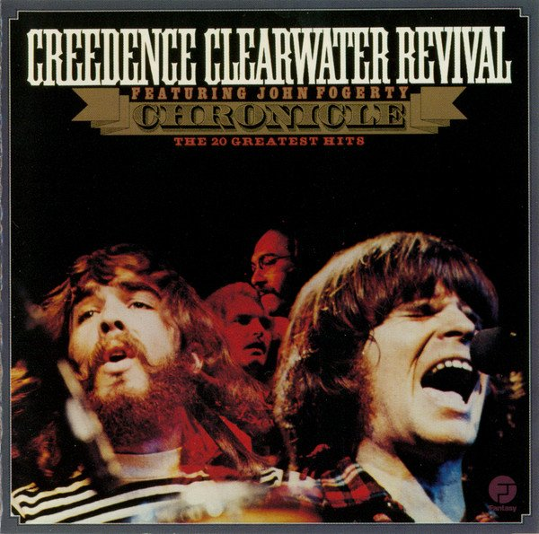 Image of   Creedence Clearwater Revival - Chronicle: 20 Greatest Hits - CD