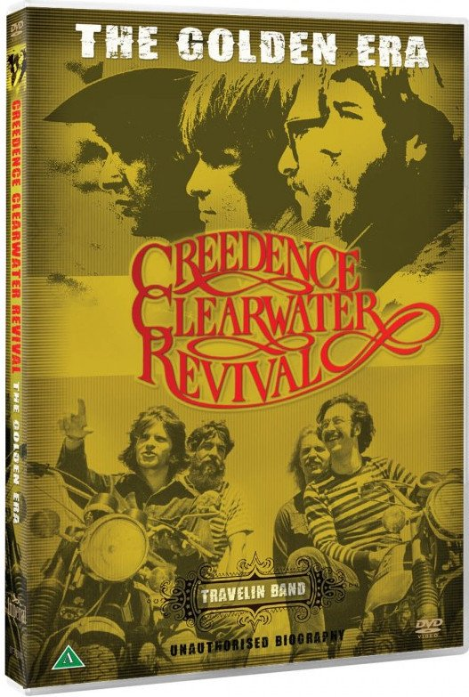 Image of   Creedence Clearwater Revival: The Golden Era - DVD - Film