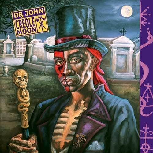 Image of   Dr. John - Creole Moon - Vinyl / LP
