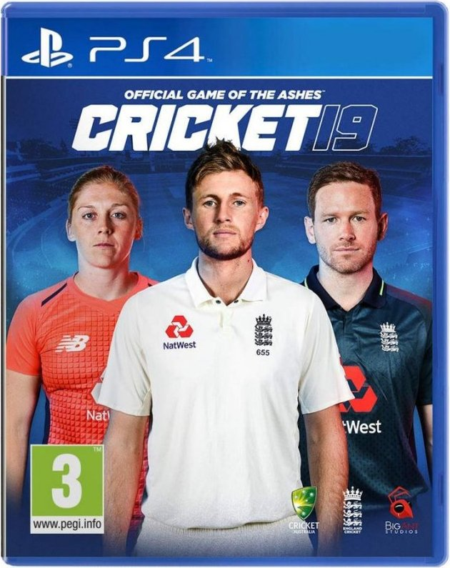 Image of   Cricket 19 - PS4