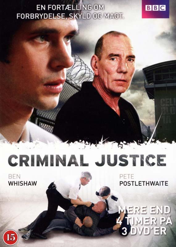 Criminal Justice - Bbc - DVD - Tv-serie