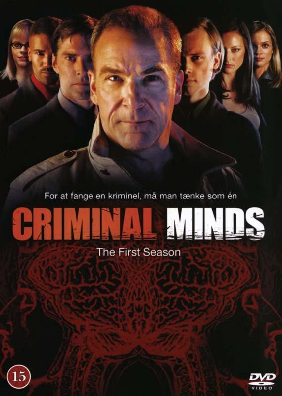 Image of   Criminal Minds - Sæson 1 - DVD - Tv-serie