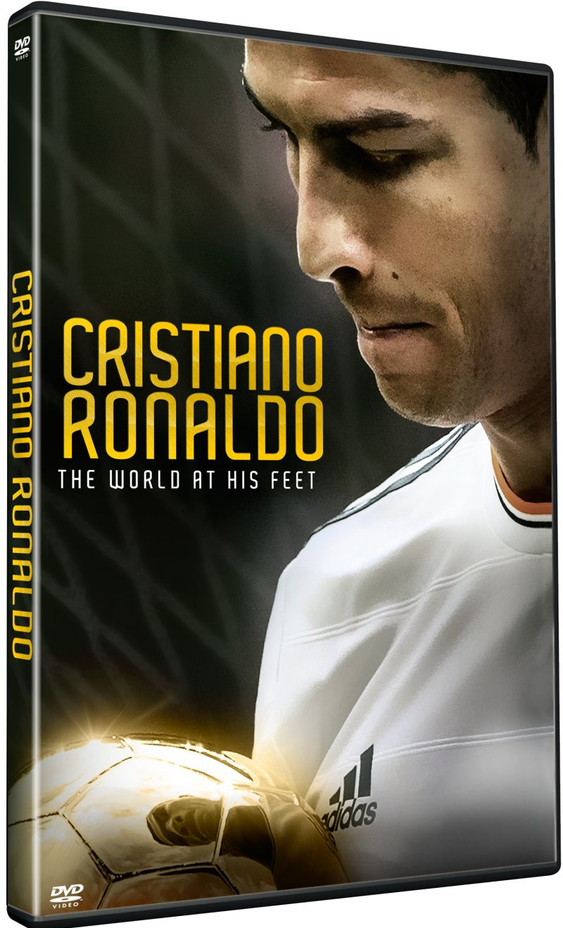 Billede af Cristiano Ronaldo Film: The World At His Feet - DVD - Film