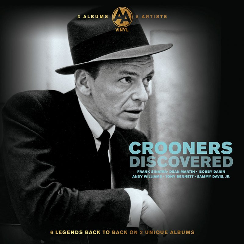 Image of   Crooners Discovered - Vinyl / LP
