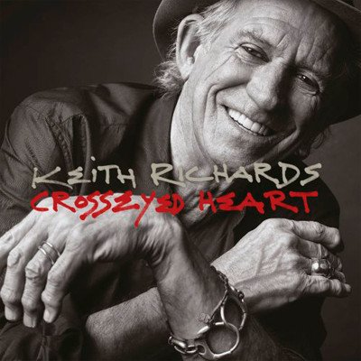 Keith Richards - Crosseyed Heart - CD