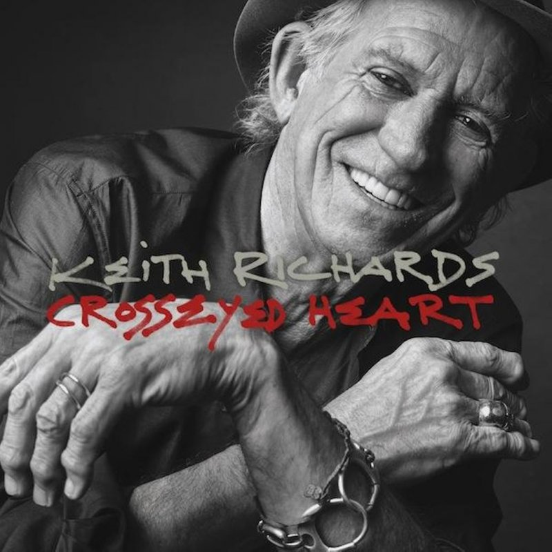 Image of   Keith Richards - Crosseyed Heart - Vinyl / LP