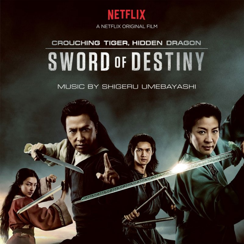 Crouching Tiger, Hidden Dragon: Sword Of Destiny Soundtrack - Vinyl / LP