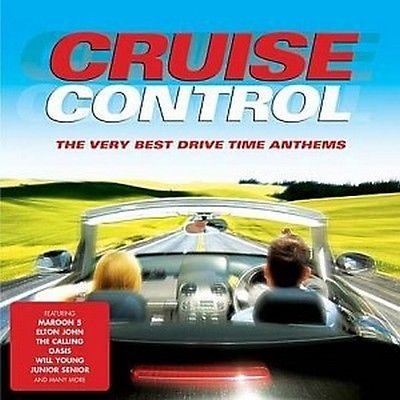 Image of   Cruise Control - 20 Classic Driving Tracks - CD