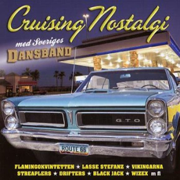 Image of   Cruising Nostalgi Med Sveriges Dansband - CD