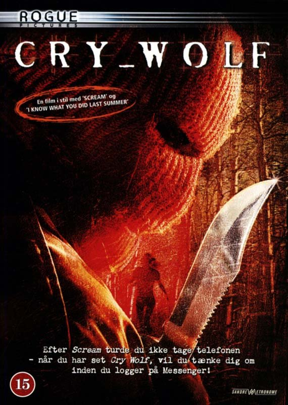 Image of   Cry Wolf - DVD - Film