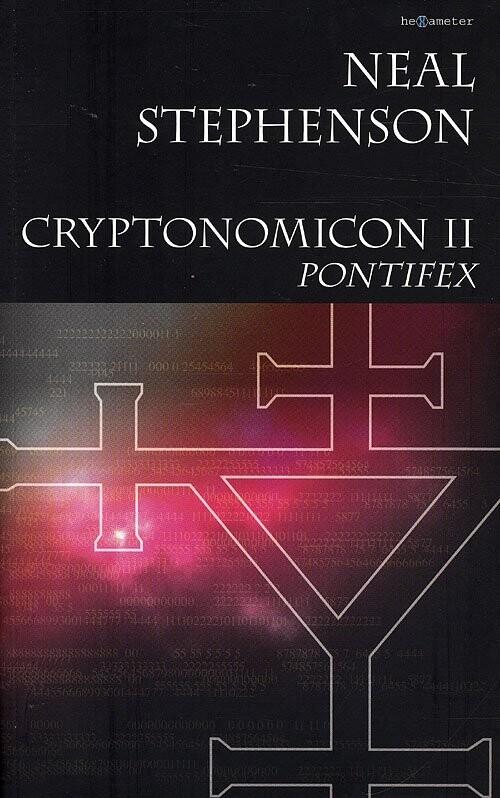 Cryptonomicon Pontifex - Neal Stephenson - Bog