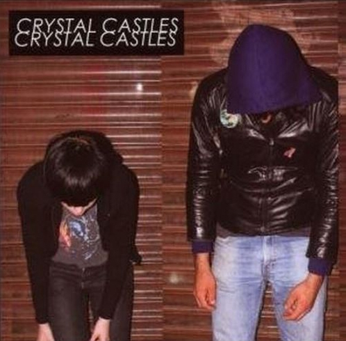 Image of   Crystal Castles - Crystal Castles - CD
