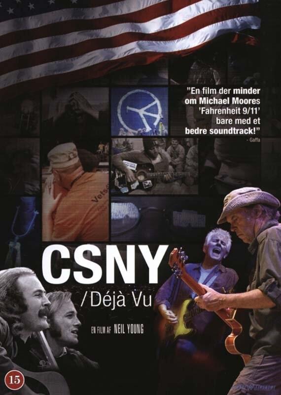 Image of   Csny Deja Vu - DVD - Film