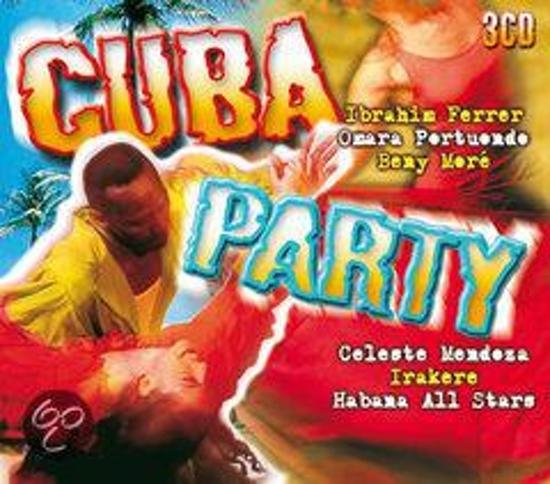 Image of   Cuba Party - CD