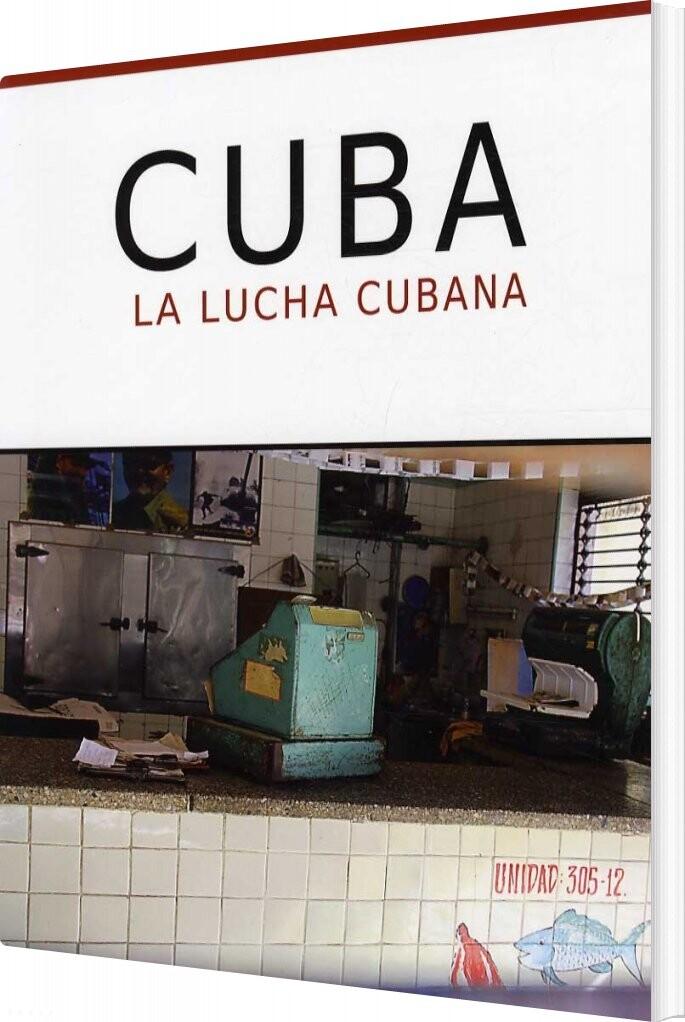 Image of   Cuba - Anny Holmgaard - Bog