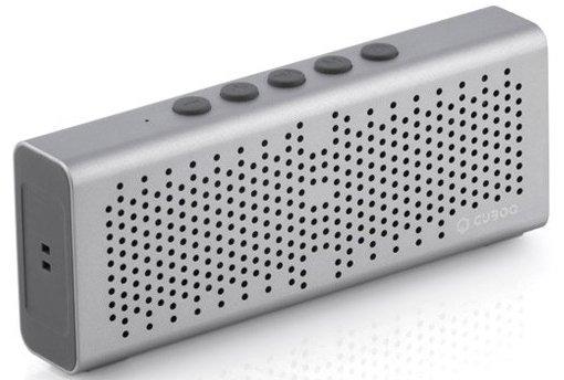 Image of   Cuboq Vandtæt Bluetooth Højtaler I Metal