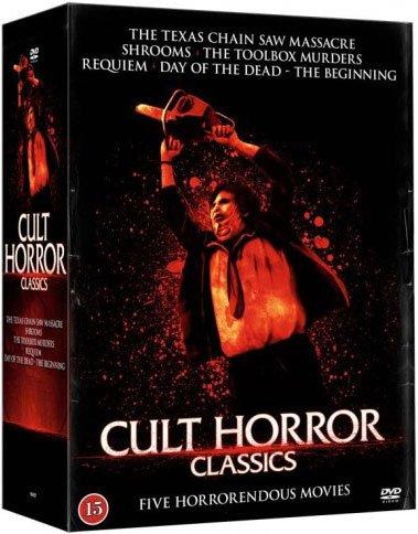 Image of   Cult Horror Classics - DVD - Film