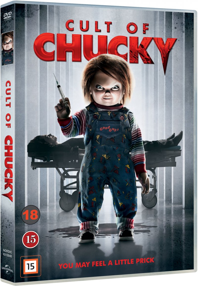 Image of   Cult Of Chucky - DVD - Film