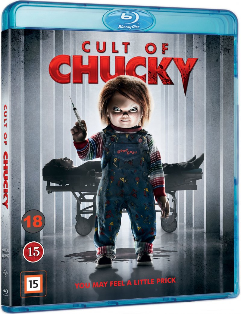 Image of   Cult Of Chucky - Blu-Ray