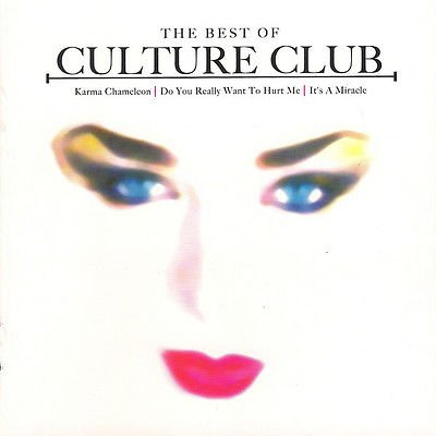 Image of   Culture Club - The Best Of Culture Club - CD