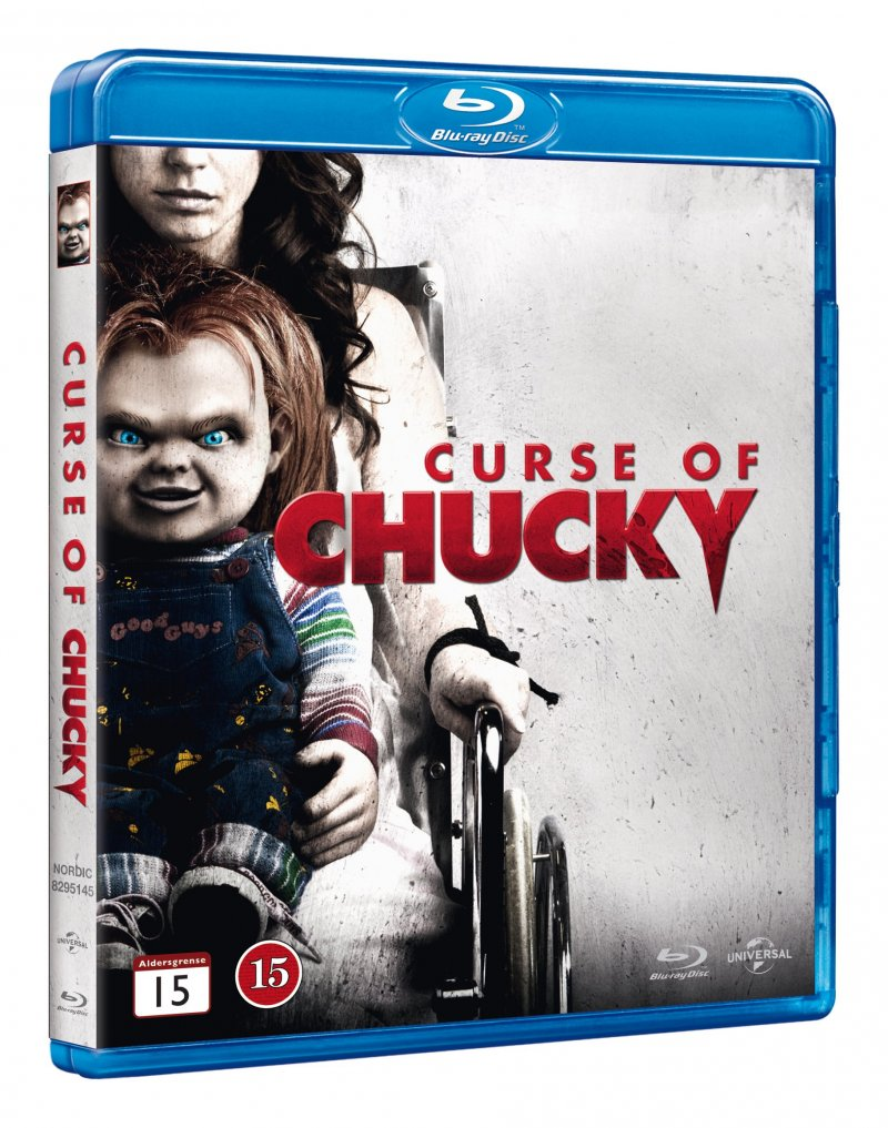 Image of   Curse Of Chucky - Blu-Ray
