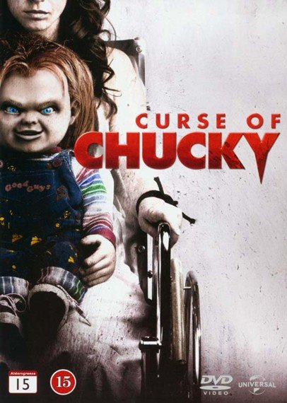 Image of   Curse Of Chucky - DVD - Film