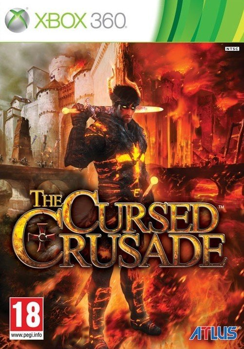 Image of   Cursed Crusade - Xbox 360