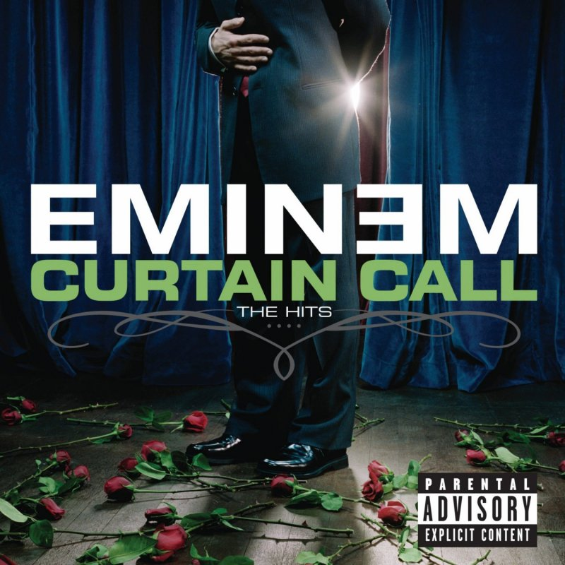 Image of   Eminem - Curtain Call: The Hits - Vinyl / LP