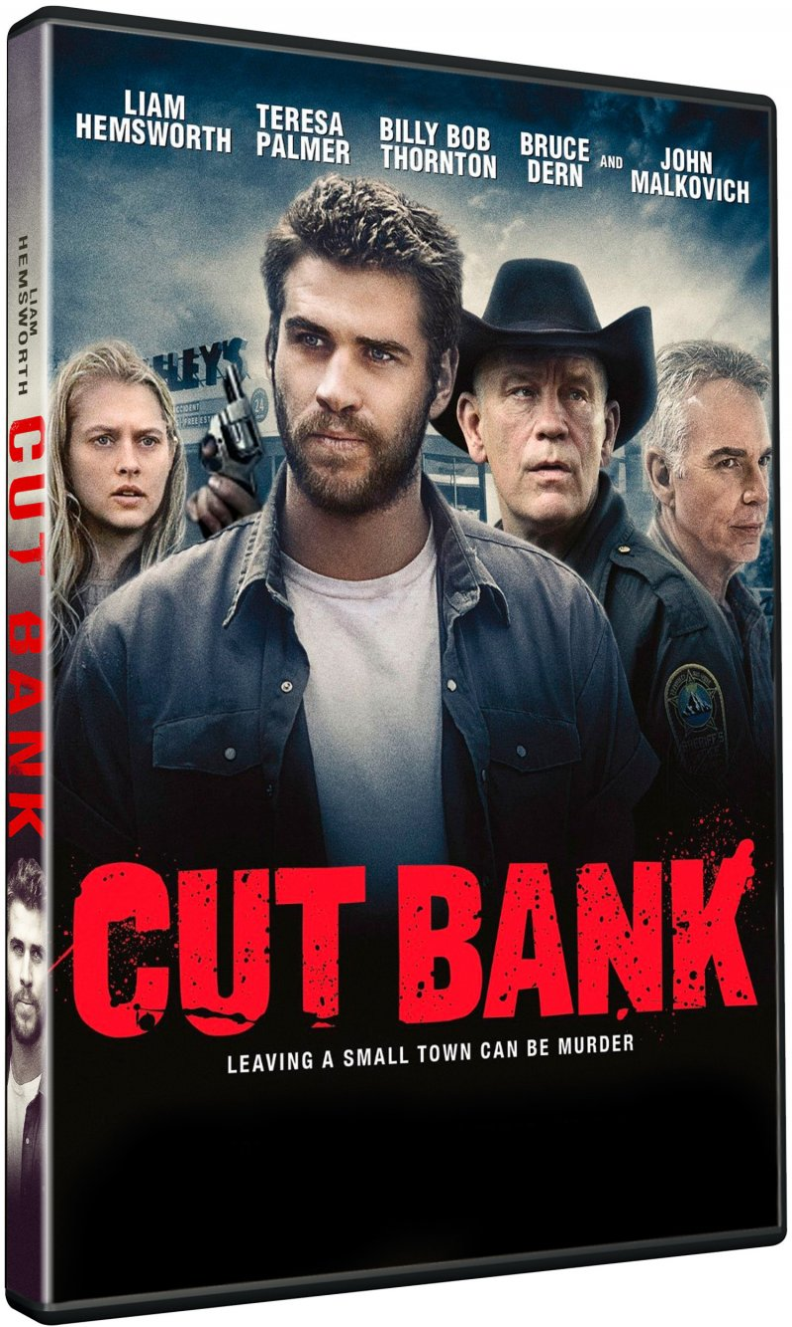 Image of   Cut Bank - DVD - Film