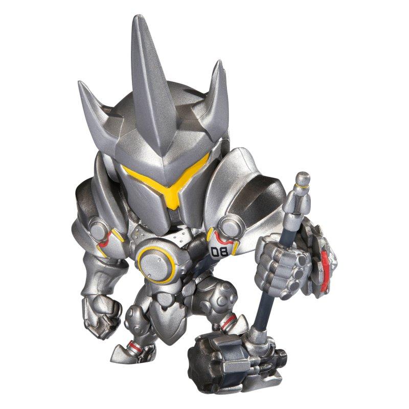 Image of   Overwatch Figur - Cute But Deadly Medium - Reinhardt