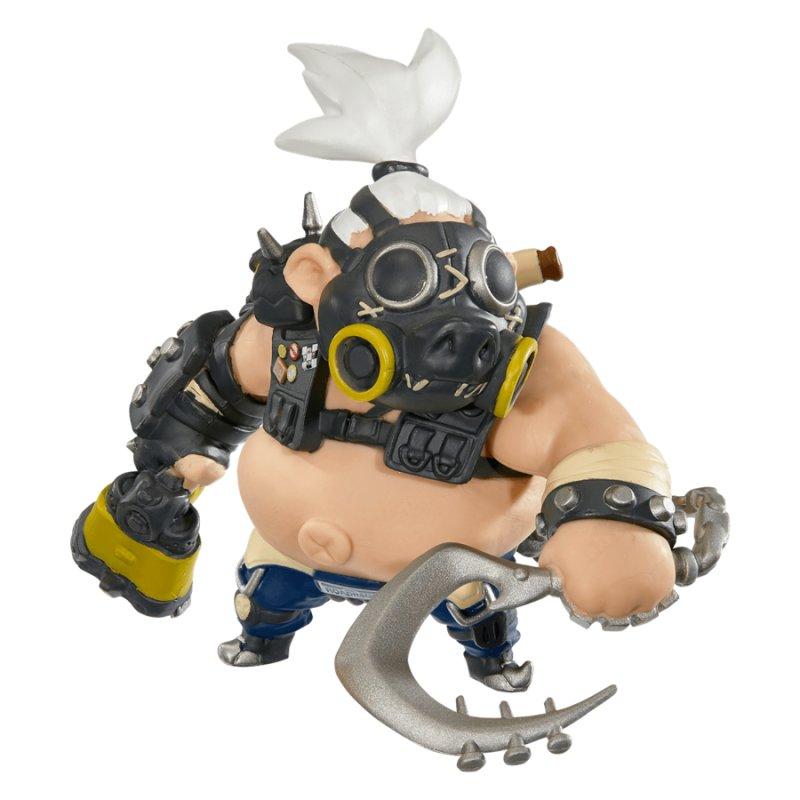 Image of   Overwatch Figur - Cute But Deadly Medium - Roadhog