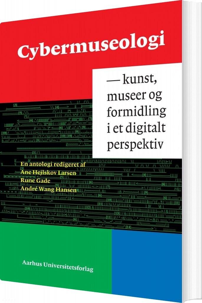 Billede af Cybermuseologi - Ane Hejlskov Larsen - Bog