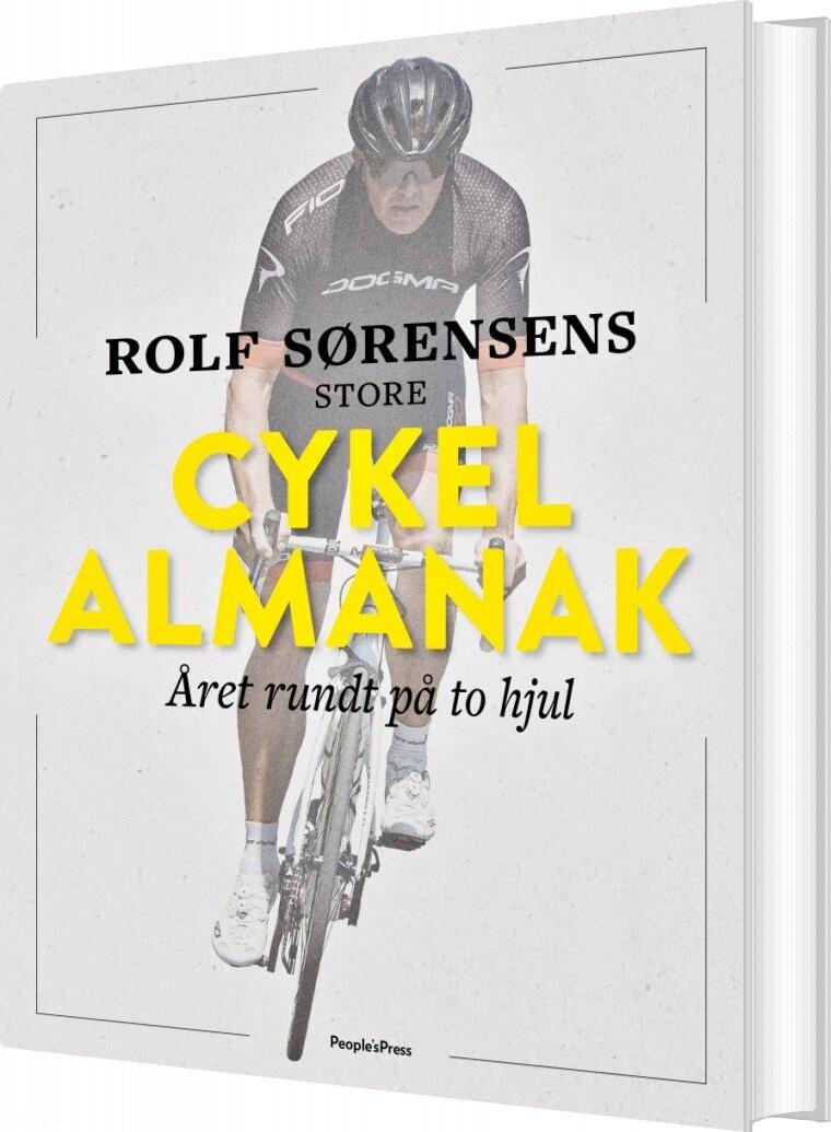 Image of   Cykel Almanak - Rolf Sørensen - Bog