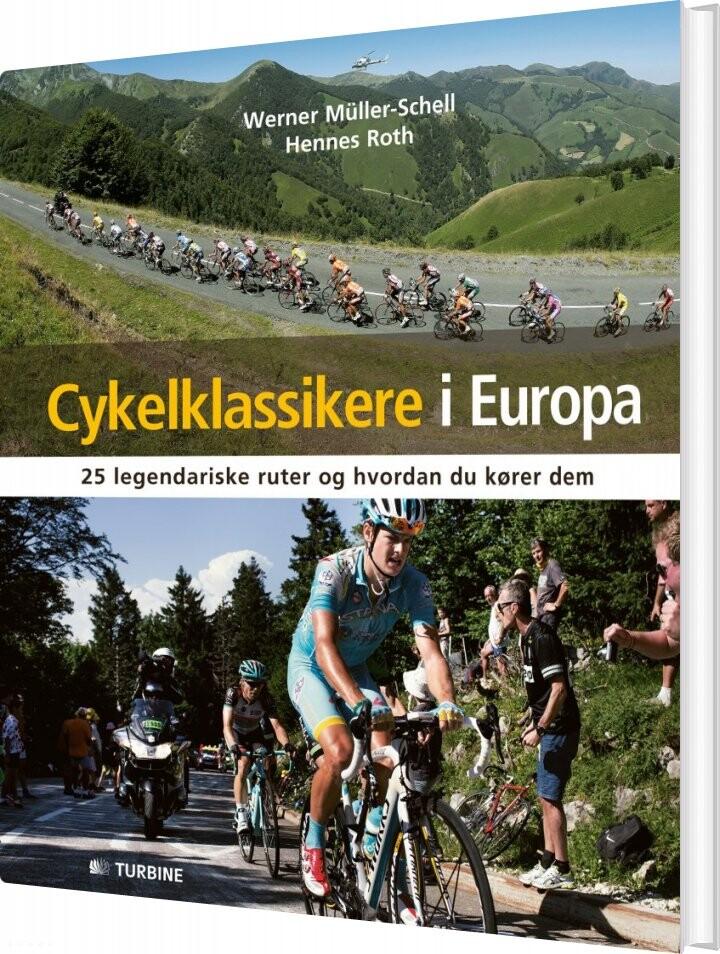 Image of   Cykelklassikere I Europa - Werner Müller-schell - Bog