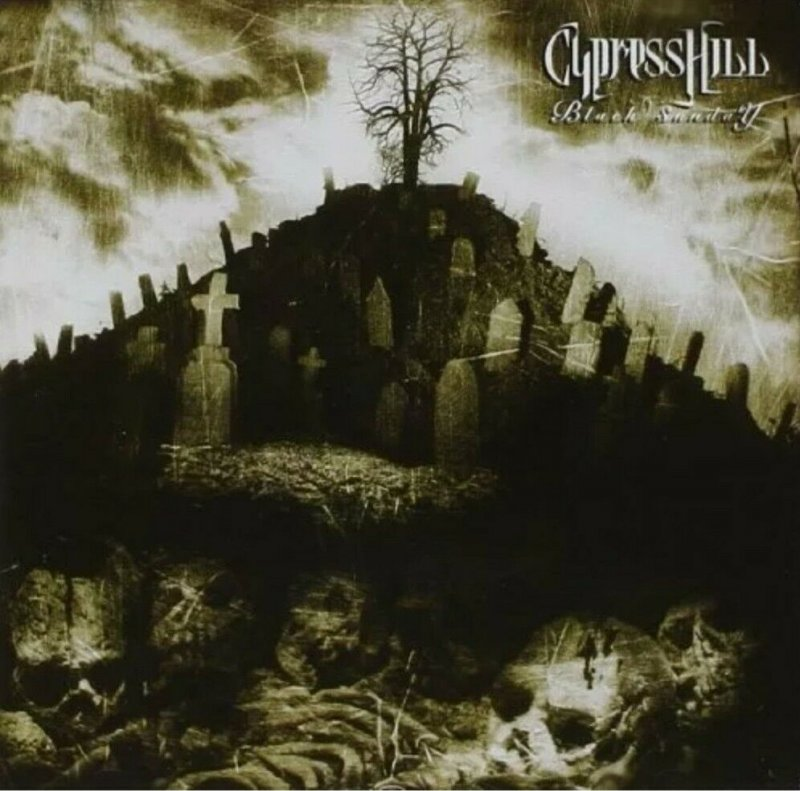 Image of   Cypress Hill - Black Sunday - CD