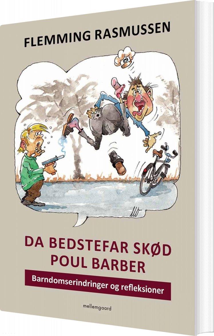 Image of   Da Bedstefar Skød Poul Barber - Flemming Rasmussen - Bog
