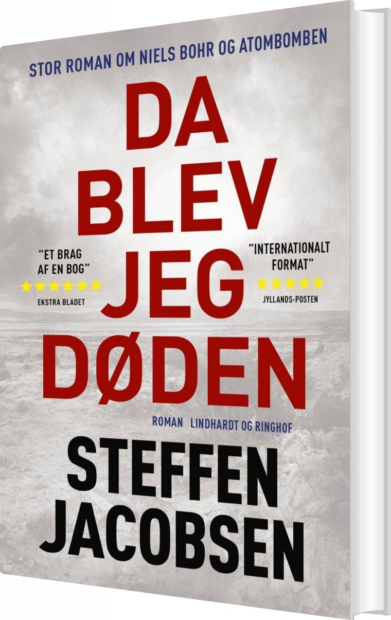 Billede af Da Blev Jeg Døden - Steffen Jacobsen - Bog